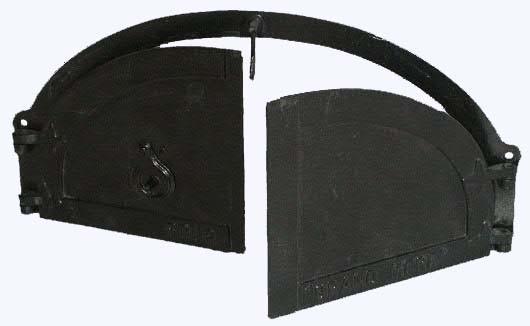 Porte fonte Standard Ouv. de 50 cm