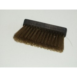 Brass wire brush 1.20 m