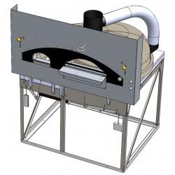 PRO R GAZ   Sole rotative diam. 85 cm