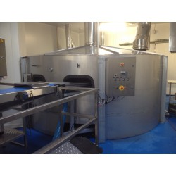 ovens for the food-processing industry