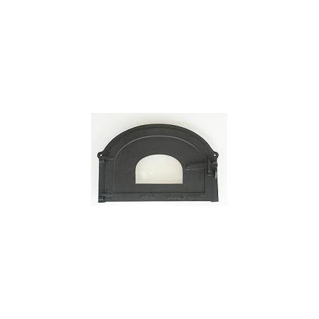 Porte fonte Réhaussée Vitrée Ouv. de 43 cm