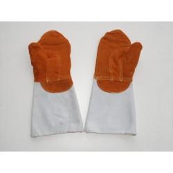 Paire de moufles thermiques