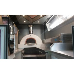 WOODFIRED OVEN F1200L