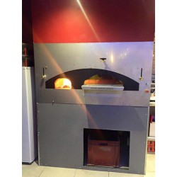 PRO-R Wood fired oven