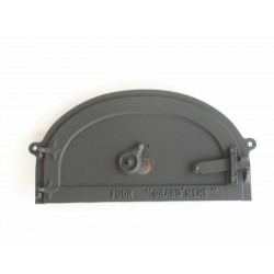 standard cast iron door