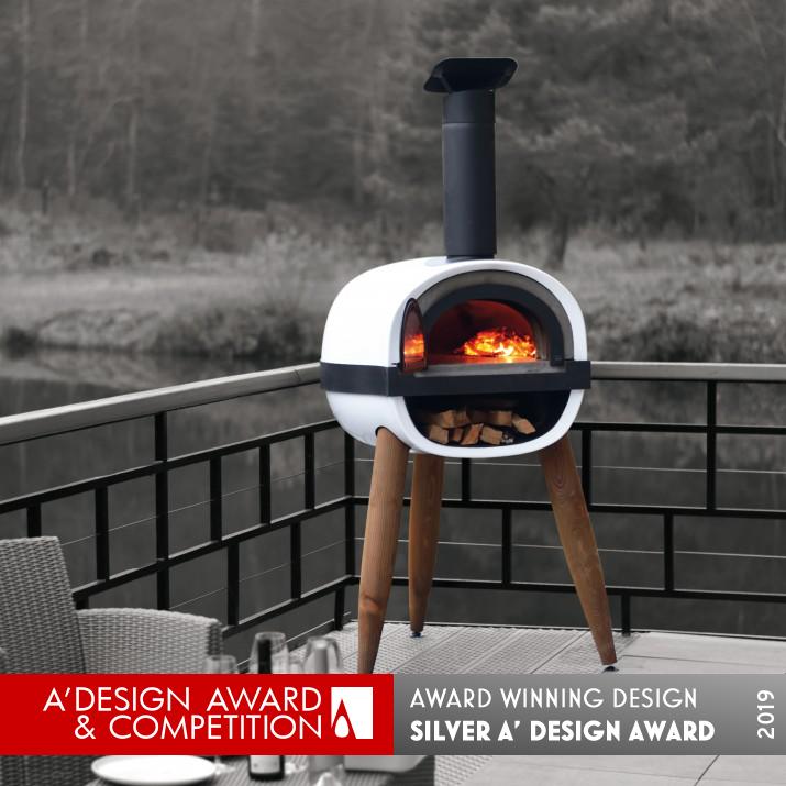 Récompense design A' four à bois Alfred